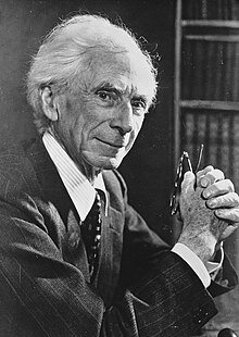 Bertrand Russell (1872, 1970)