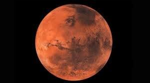 Hallan agua en Marte