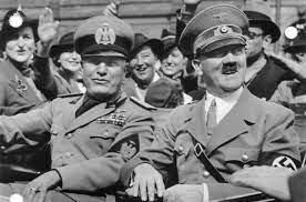 Ascenso de los fascismos