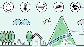 Salud ambiental en las políticas de Colombia timeline