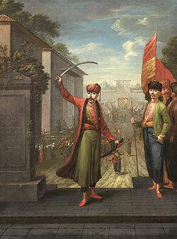 Patrona Halil İsyanı
