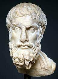 Epicureísmo(341-270 a. C) Epicuro de samos