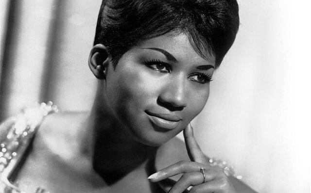 Aretha Franklin se consolidó como estrella femenina del soul