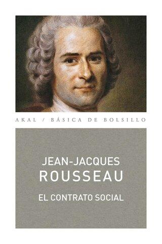 """Publicación del """"El Contrato Social"""" de Rousseau"""