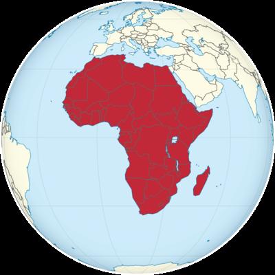 LINEA DE TIEMPO DE AFRICA timeline