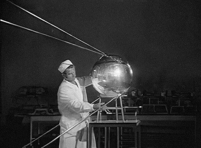 El Sputnik 1