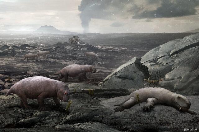 Ajaloo suurim väljasuremine ehk Permi-Triiase väljasuremine