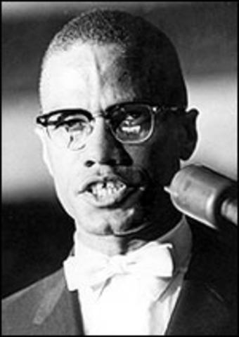 Malcolm X Killed