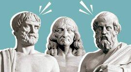 Línea del tiempo filosófica timeline