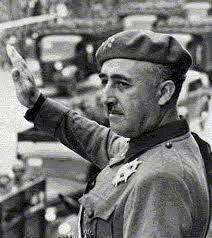 Llegada de Franco al poder