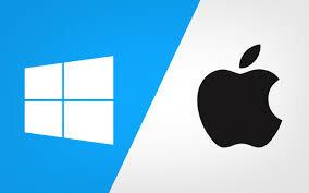 Windows y Apple las grandes empresas