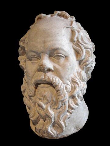 Sócrates ( 470 a.c hasta 399 a.c )