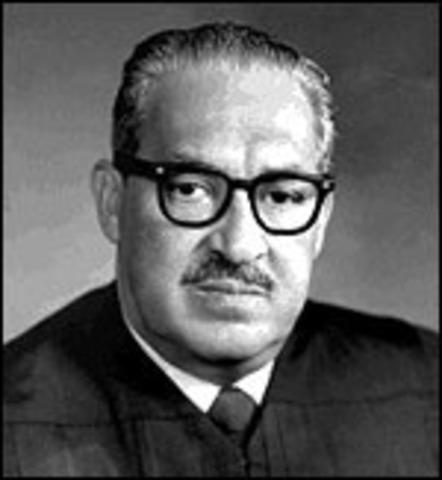 Thurgood Marshell