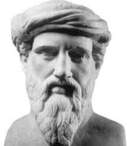 Pitágoras (569 a.c-475 a.c)