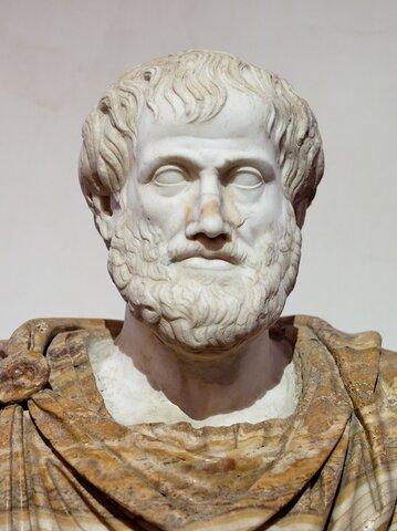 Aristóteles ( 384 a.c hasta 322 a.c )
