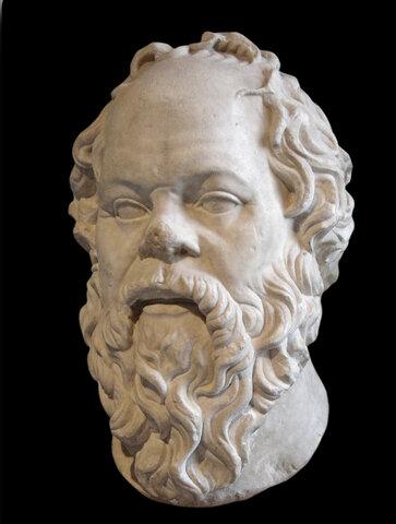 Sócrates (470 a. C- 401)
