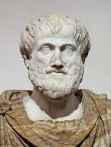 Aristóteles (384 a. C- 322)