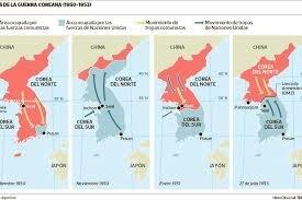 EL caso coreano. Un conflicto que venía armándose poco a poco