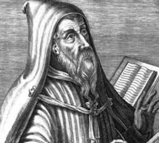Agustín de Hipona (354-430)