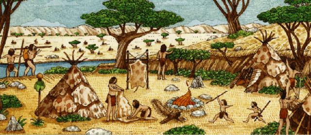 Paleolítico medio - 250.000 a.C.
