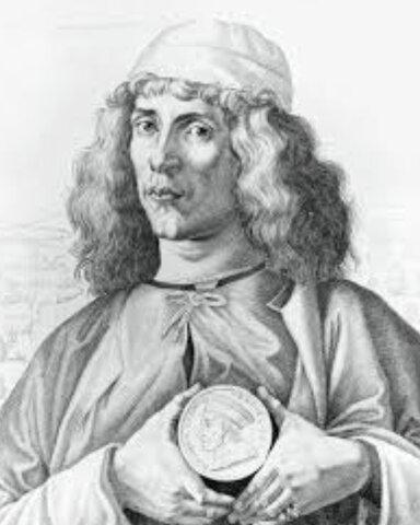 Giovanni Pico sella Mirandola (1463-1494)