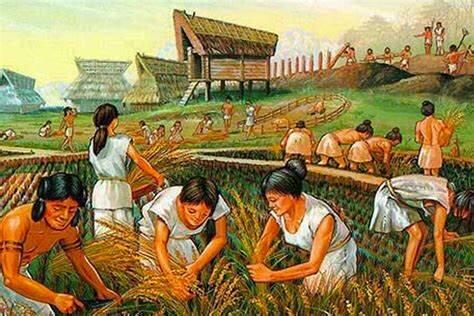 Neolítico inicial - 6.000 a.C.
