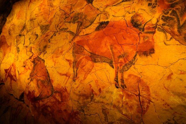 Aparición de la pintura - 17.000 a.C.