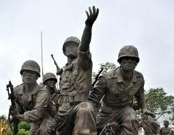 Una repartición provisional pero mal hecha, que permanecerá ante el conflicto ideológico. Guerra de Corea (1950-1953)