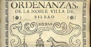 Surgen las ordenanzas de Bilbao
