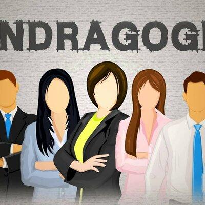 EVOLUCION HISTORICA DE LA ANDRAGOGIA timeline