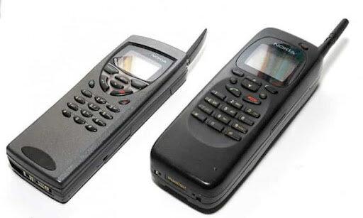 Evolución 2G del celular