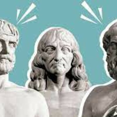 linea del tiempo filosofía timeline