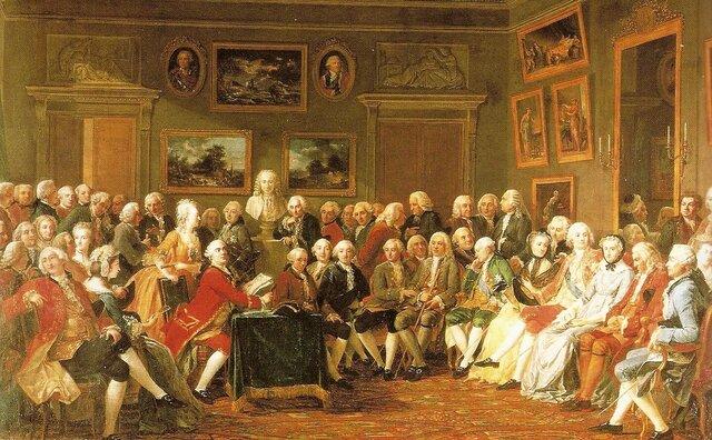Siglo XVIII - Edad Moderna