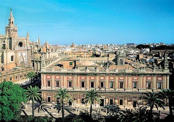Se crea la casa de contratación de Sevilla