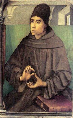 Juan Duns Scoto ( 1266 hasta 1308 )