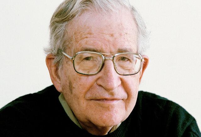 Noam Chomsky (1928-2008)