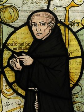 Guillermo de Ockham ( 1280 hasta 1349 )