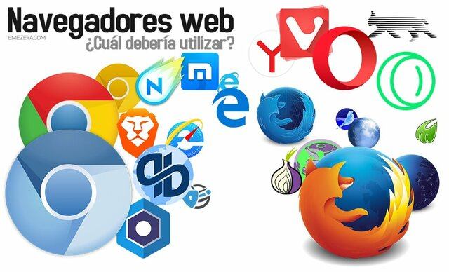 NAVEGADOR DE WEB