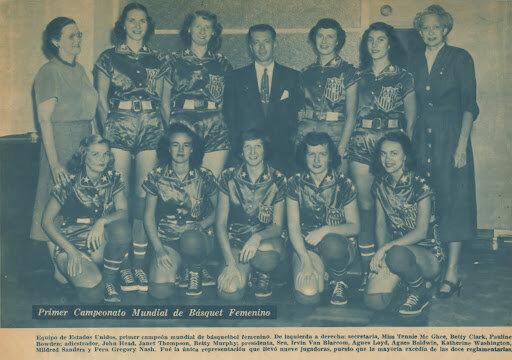 Campeonato Mundial de Baloncesto Femenino