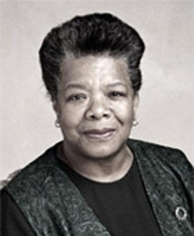 Maya Angelou Poetry
