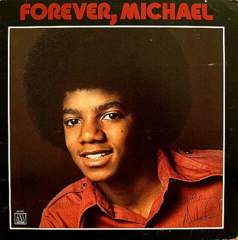 """Cuarto Album: """"FOREVER, MICHAEL """""""