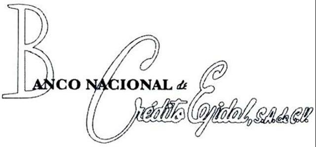 Banco nacional de Crédito Ejidal