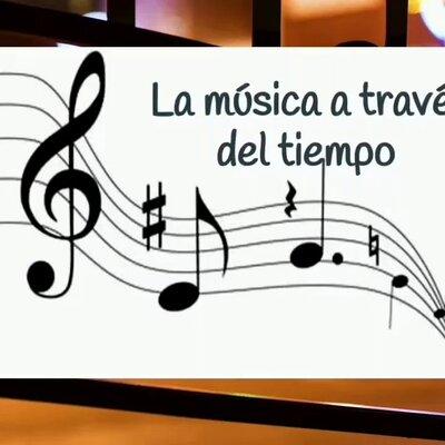MUSICA EN EL TIEMPO  timeline