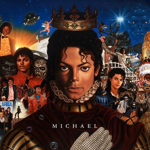 """Primer Album postumo """"MICHAEL"""""""