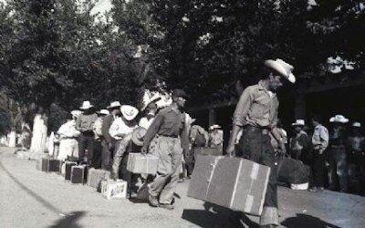 Aumento de migración