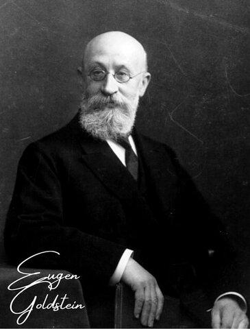 Eugen Goldstein.