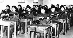 Una repartición provisional pero mal hecha, que permanecerá ante el conflicto ideológico. Guerra de Corea (1950-1953) La ONU en el conflicto