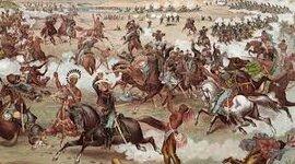 Battle of Little Bighorn timeline