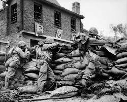 Todas las condiciones estaban reunidas para la guerra. Separación de Corea en dos partes.