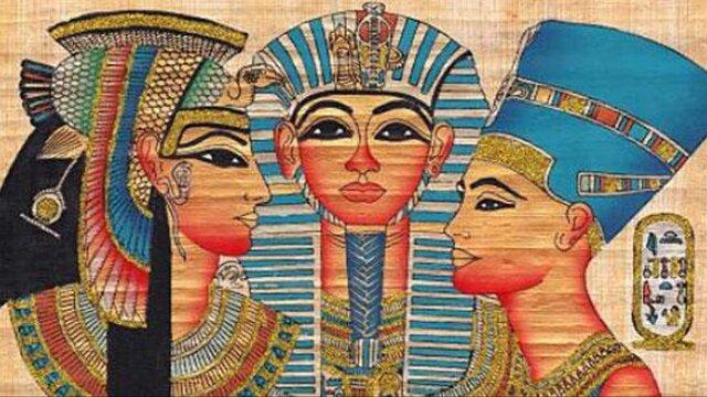 los egipcios